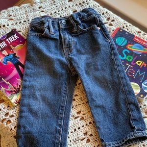 Baby Gap Jeans with Adjustable Waist